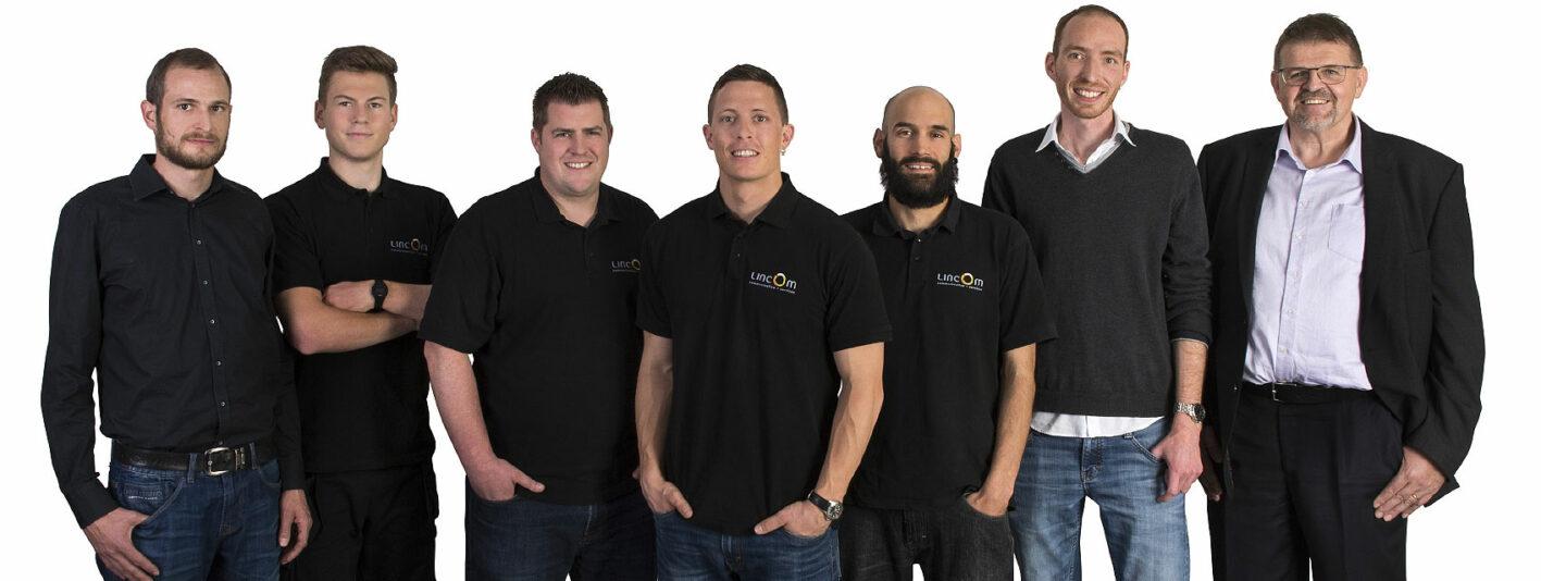 Lincom Firma - Team